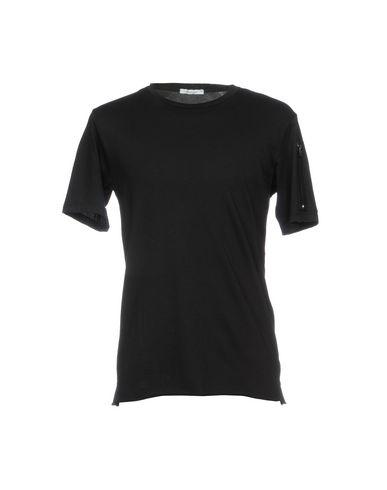 Фото - Женскую футболку BERNA черного цвета