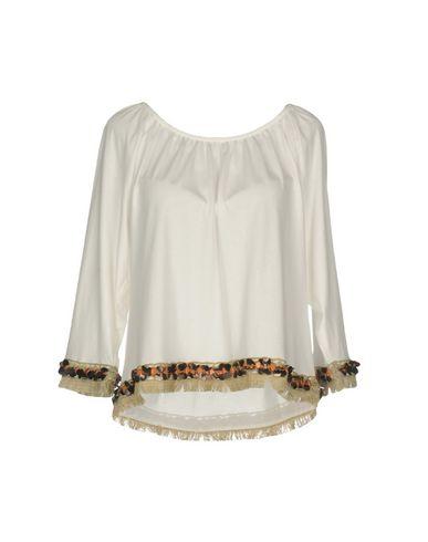 Фото - Женскую футболку JIJIL белого цвета