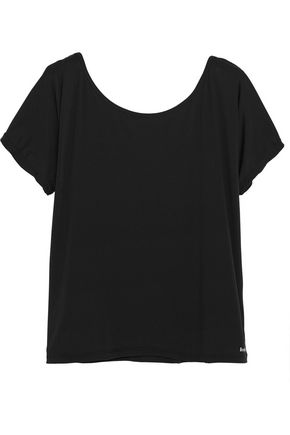 BODYISM Emma off-the-shoulder jersey T-shirt