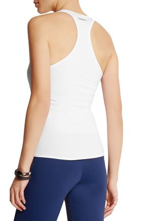 BODYISM Sophia perforated jersey tank