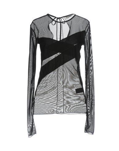 Фото - Женскую футболку NOSTRASANTISSIMA черного цвета