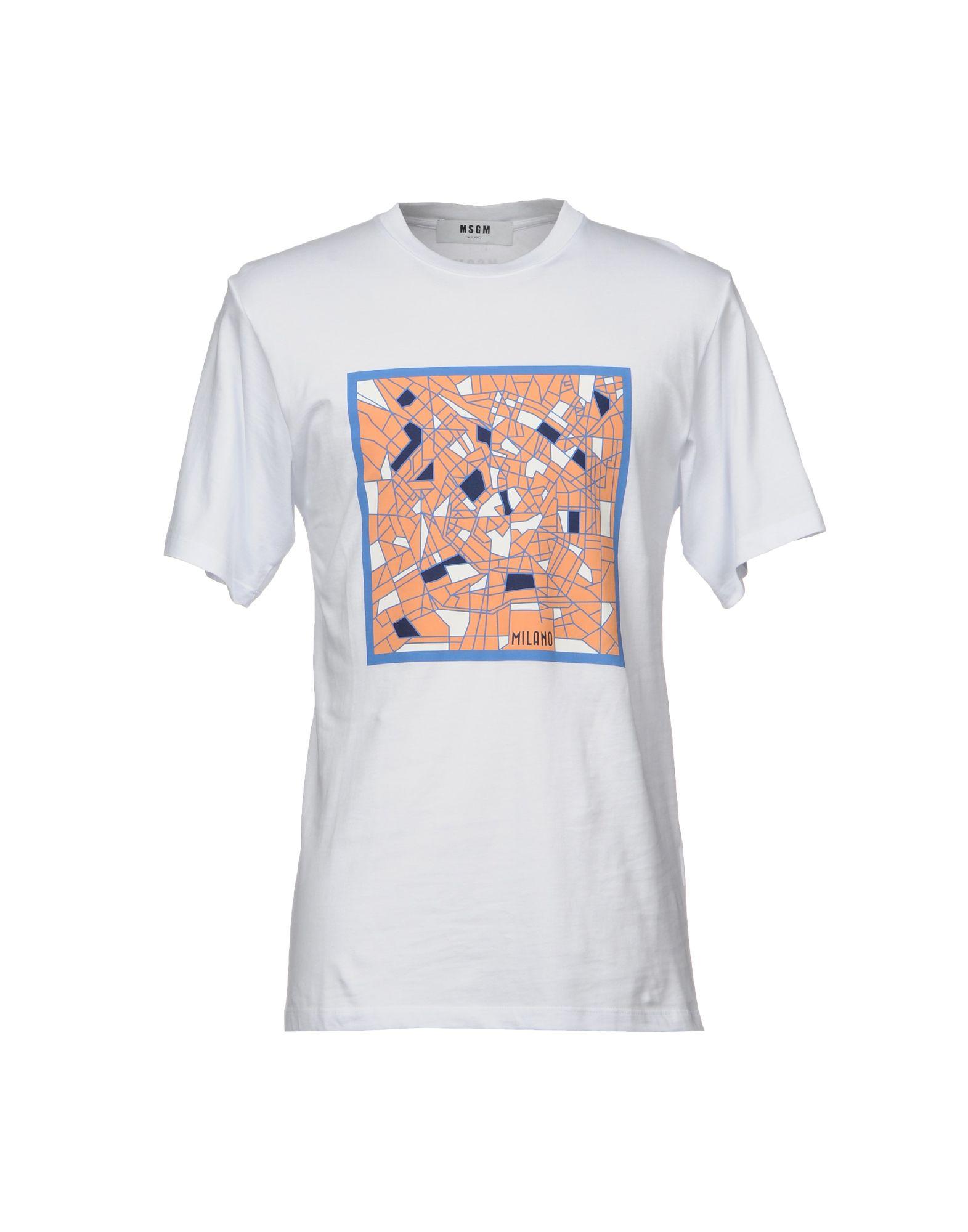 MSGM Футболка msgm футболка