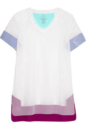LUCAS HUGH Nitro mesh T-shirt