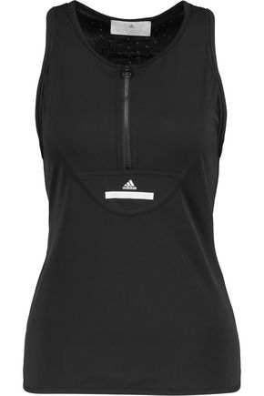 ADIDAS by STELLA McCARTNEY Paneled stretch tank