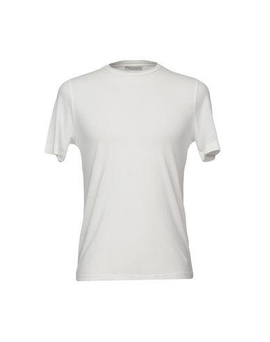 Фото - Женскую футболку FILIPPO DE LAURENTIIS белого цвета