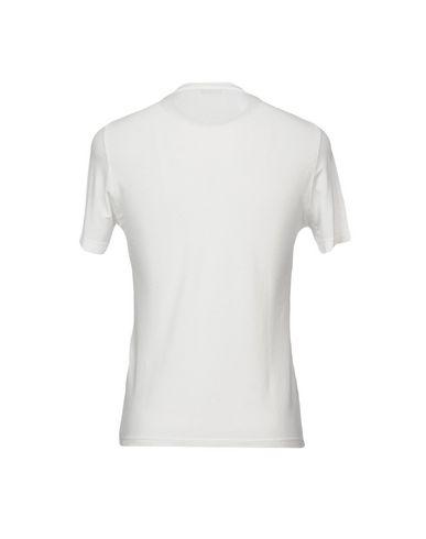 Фото 2 - Женскую футболку FILIPPO DE LAURENTIIS белого цвета