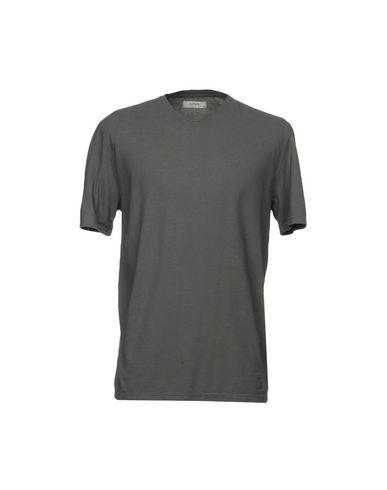 Фото - Женскую футболку ALPHA STUDIO свинцово-серого цвета