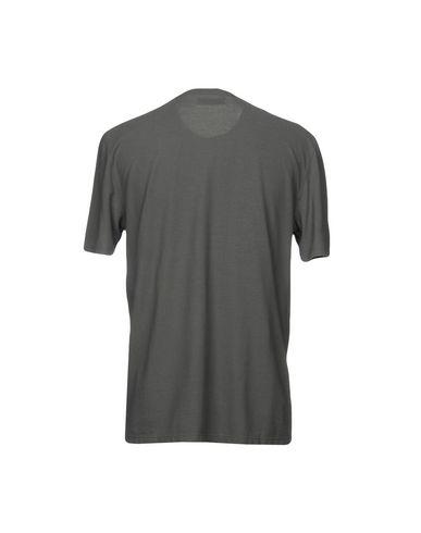 Фото 2 - Женскую футболку ALPHA STUDIO свинцово-серого цвета