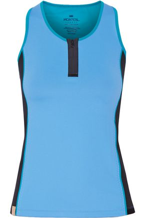 MONREAL LONDON Action stretch-jersey tank
