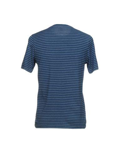 Фото 2 - Женскую футболку  синего цвета