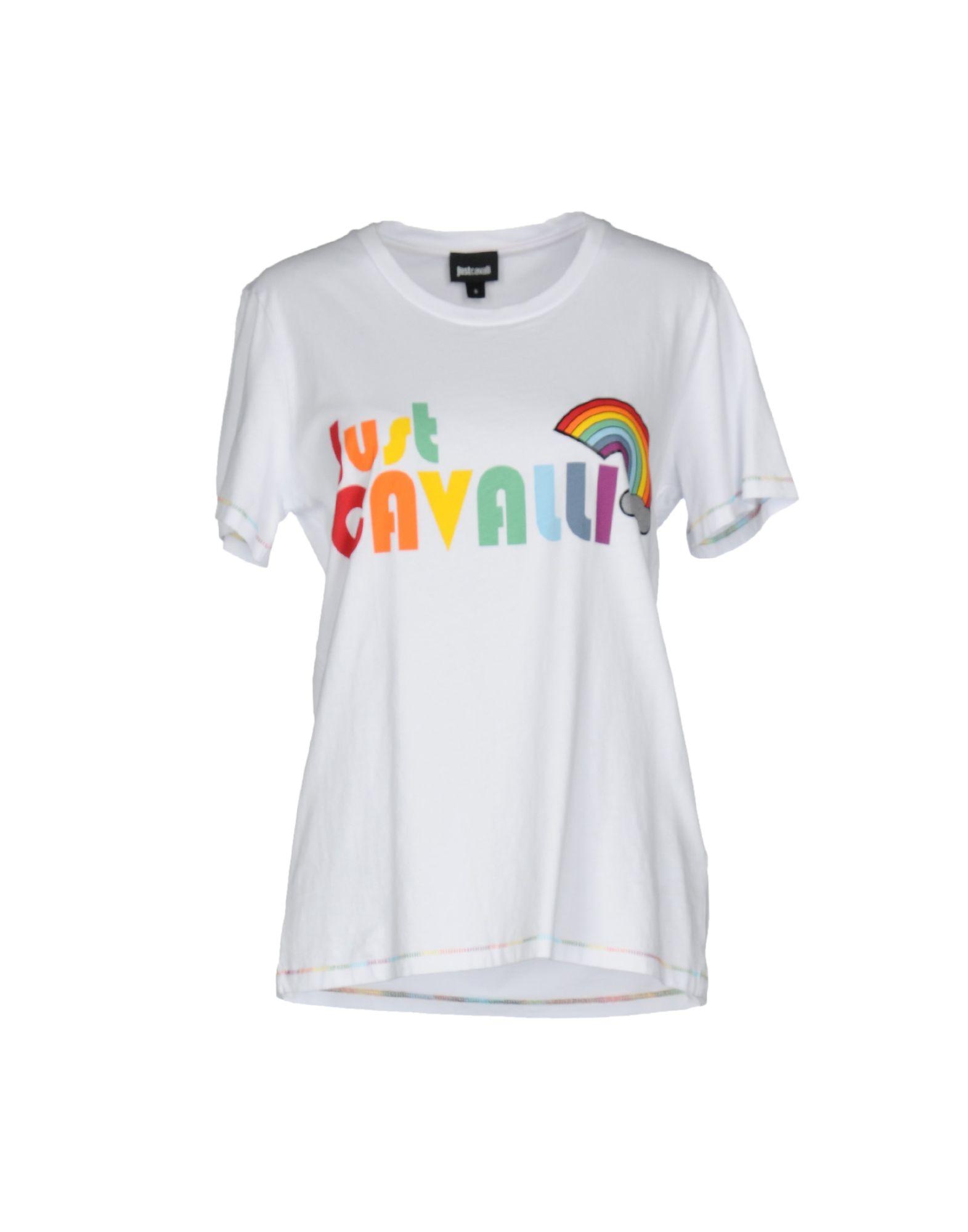 JUST CAVALLI Футболка футболка just cavalli just cavalli ju662ewaeuh1