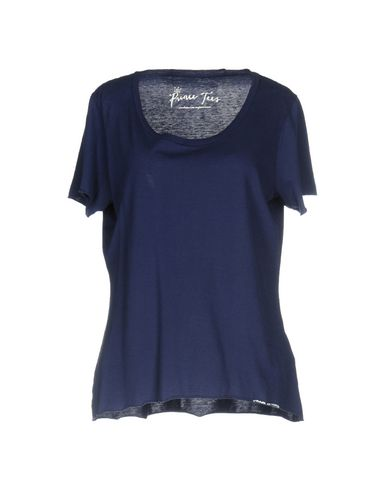 Фото - Женскую футболку PRINCE TEES темно-синего цвета
