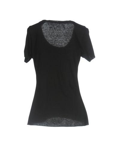 Фото 2 - Женскую футболку PRINCE TEES черного цвета