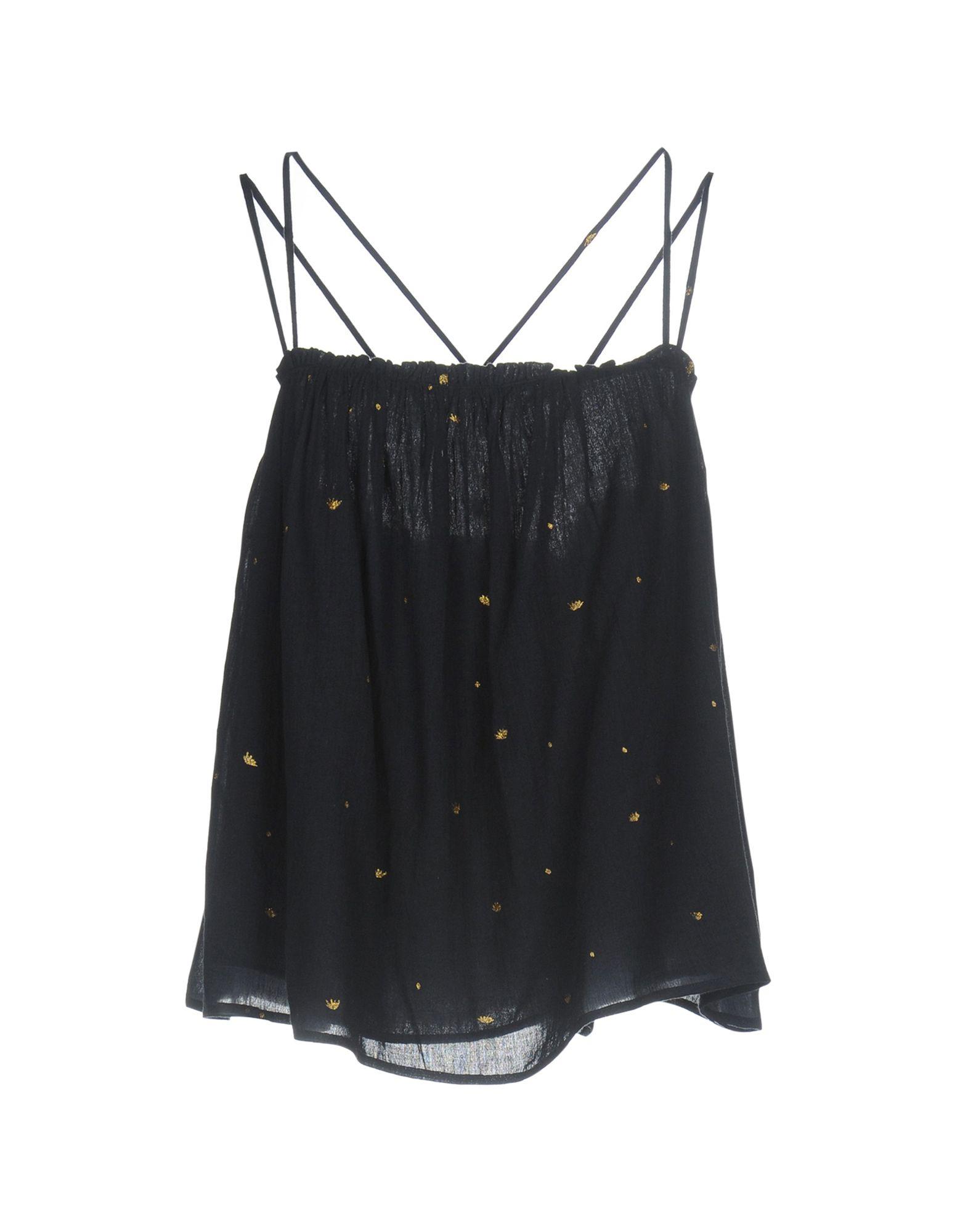 des petits hauts короткое платье DES PETITS HAUTS Топ без рукавов