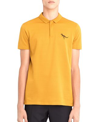"""TINY T-REX"" POLO SHIRT"