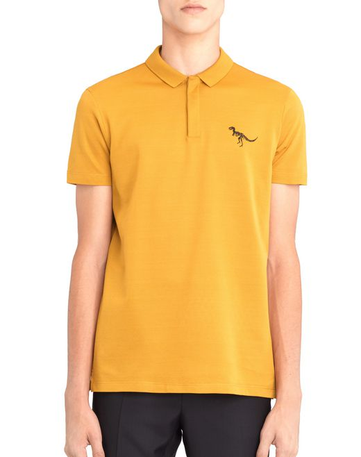"""TINY T-REX"" POLO SHIRT - Lanvin"