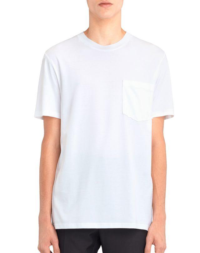 """LANVIN MERCERIZED """"L"""" T-SHIRT Polos & T-Shirts U f"""