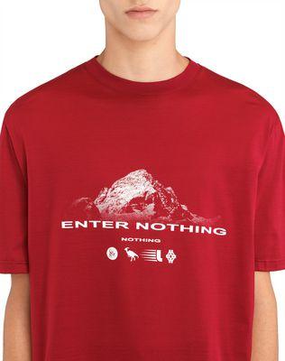 "LANVIN ""MOUNTAIN"" T-SHIRT Polos & T-Shirts U a"