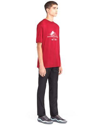 "LANVIN ""MOUNTAIN"" T-SHIRT Polos & T-Shirts U e"