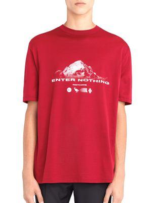 "LANVIN ""MOUNTAIN"" T-SHIRT Polos & T-Shirts U f"