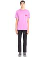 "LANVIN Polos & T-Shirts Man ""ENTER NOTHING"" T-SHIRT f"