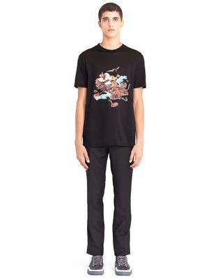 "LANVIN ""THE ISLAND"" T-SHIRT Polos & T-Shirts U r"