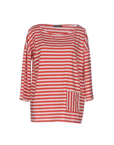 Фото - Женскую футболку SNOBBY SHEEP красного цвета