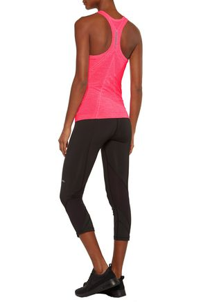 APL® ATHLETIC PROPULSION LABS Neon marled stretch tank