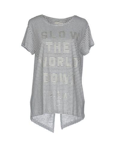 Купить Женскую футболку 5PREVIEW белого цвета