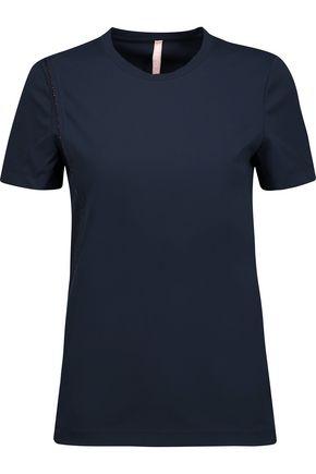 NO KA 'OI Nani embellished stretch T-shirt