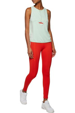 ADIDAS by STELLA McCARTNEY Stretch-jersey top