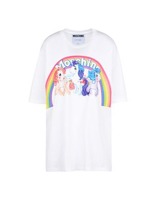 My Little Pony Capsule Print Logo Cotton Tee
