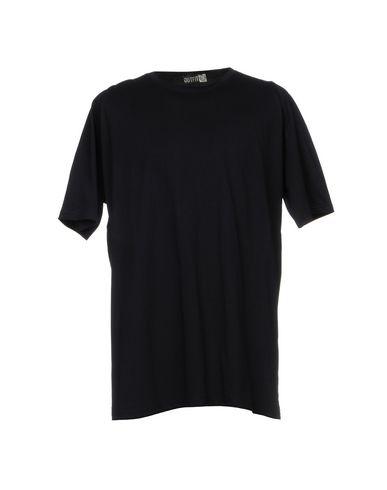 Фото - Женскую футболку OUTFIT темно-синего цвета