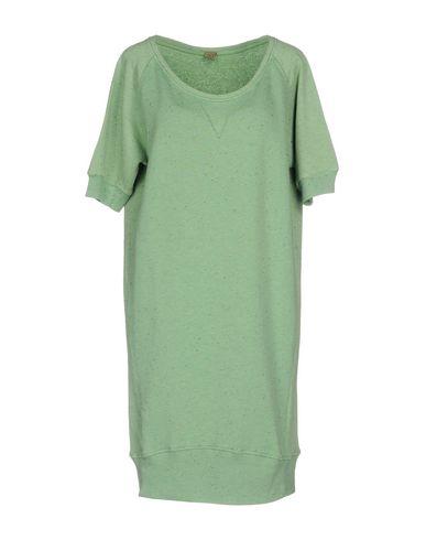 Фото - Женское короткое платье JIJIL зеленого цвета