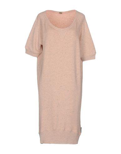 Фото - Женское короткое платье JIJIL розового цвета