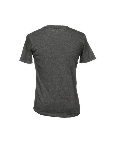 Фото 2 - Женскую футболку  серого цвета