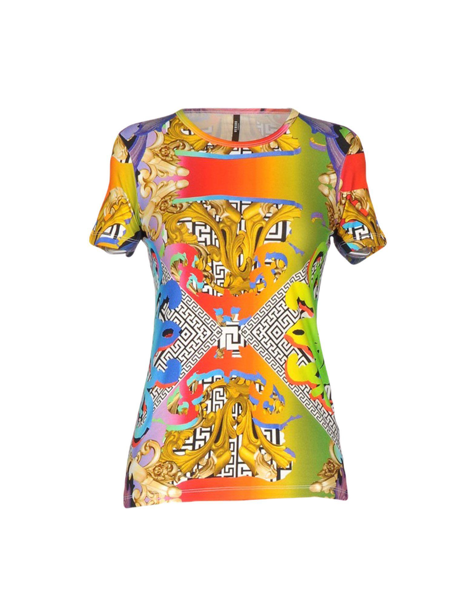 VERSUS VERSACE Футболка футболка versace разноцветный