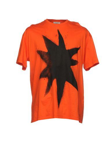 Фото - Женскую футболку PAOLO PECORA красного цвета