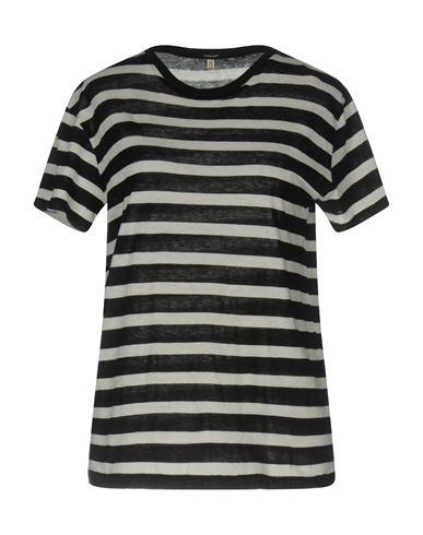 Фото - Женскую футболку R13 черного цвета