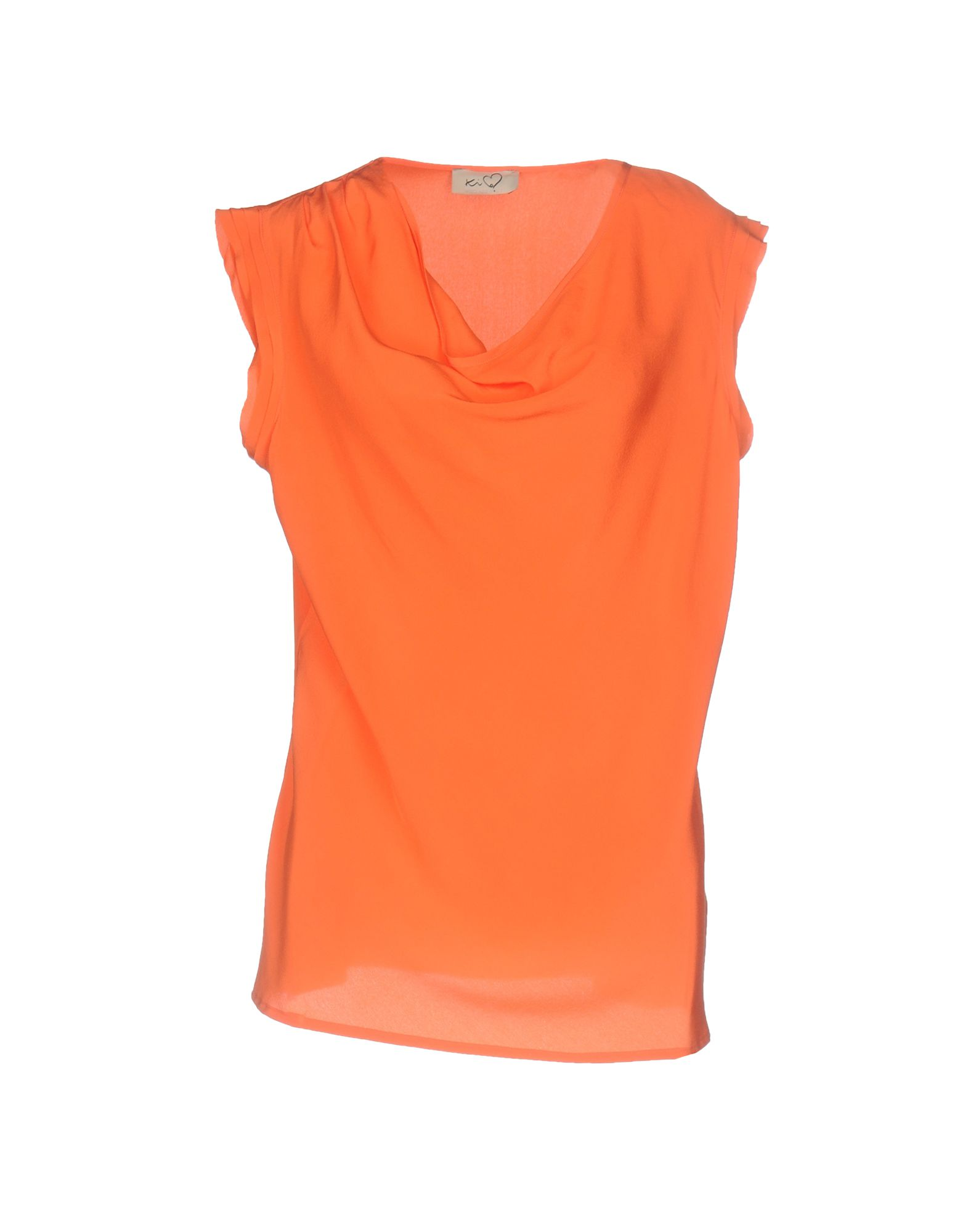KI6? WHO ARE YOU? Блузка цены онлайн