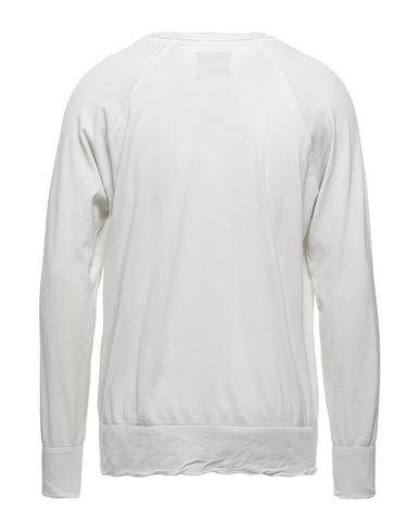 Фото 2 - Мужской свитер LANEUS светло-серого цвета