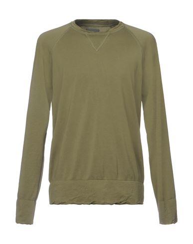 Фото - Мужской свитер LANEUS цвет зеленый-милитари