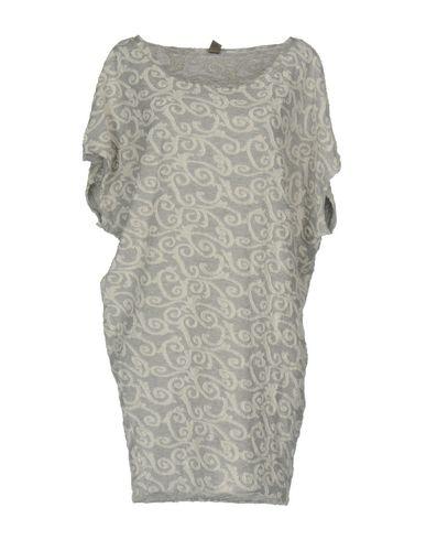 Фото - Женское короткое платье JIJIL серого цвета