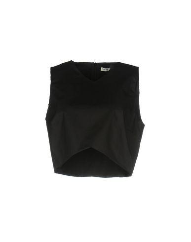 Фото - Топ без рукавов от RUE•8ISQUIT черного цвета