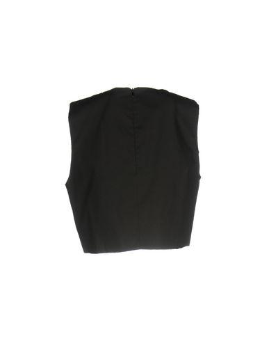 Фото 2 - Топ без рукавов от RUE•8ISQUIT черного цвета