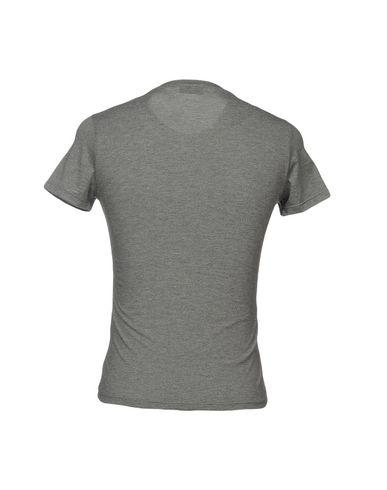 Фото 2 - Женскую футболку ICE PLAY серого цвета