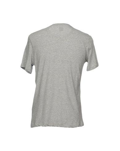 Фото 2 - Женскую футболку ELEVENTY серого цвета
