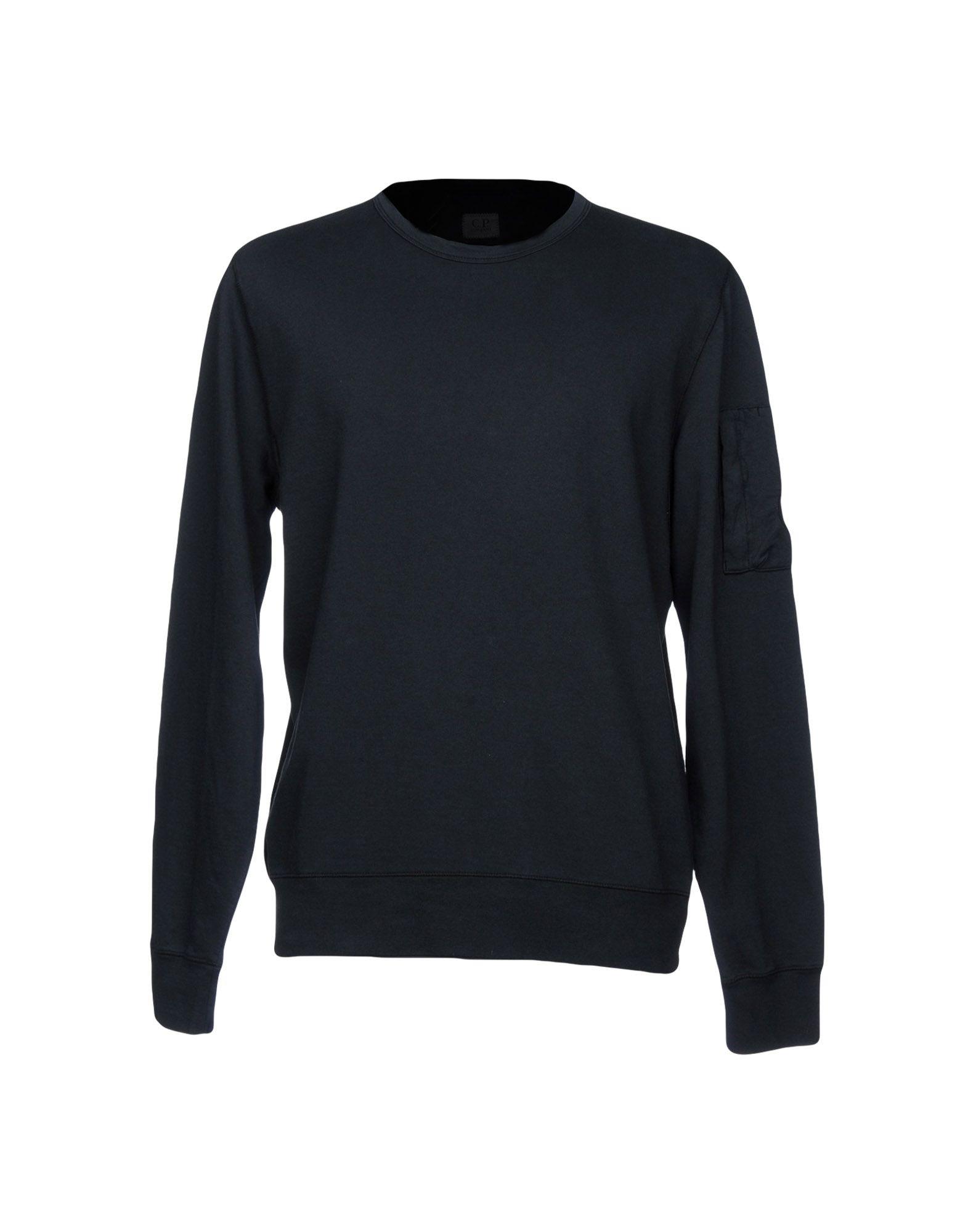 C.P. COMPANY Herren Sweatshirt Farbe Dunkelblau Größe 7 jetztbilligerkaufen