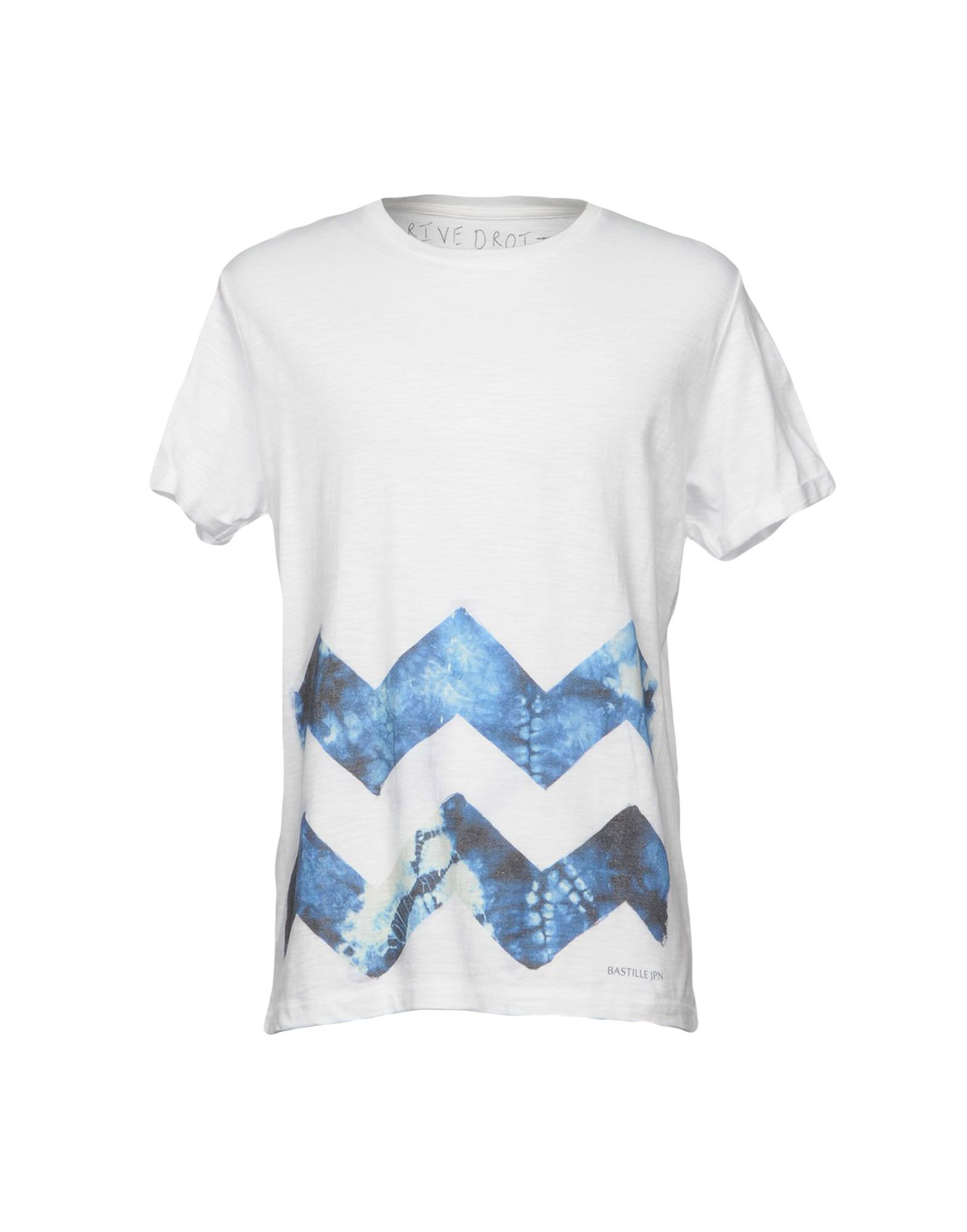 BASTILLE Herren T-shirts Farbe Weiß Größe 6 jetztbilligerkaufen