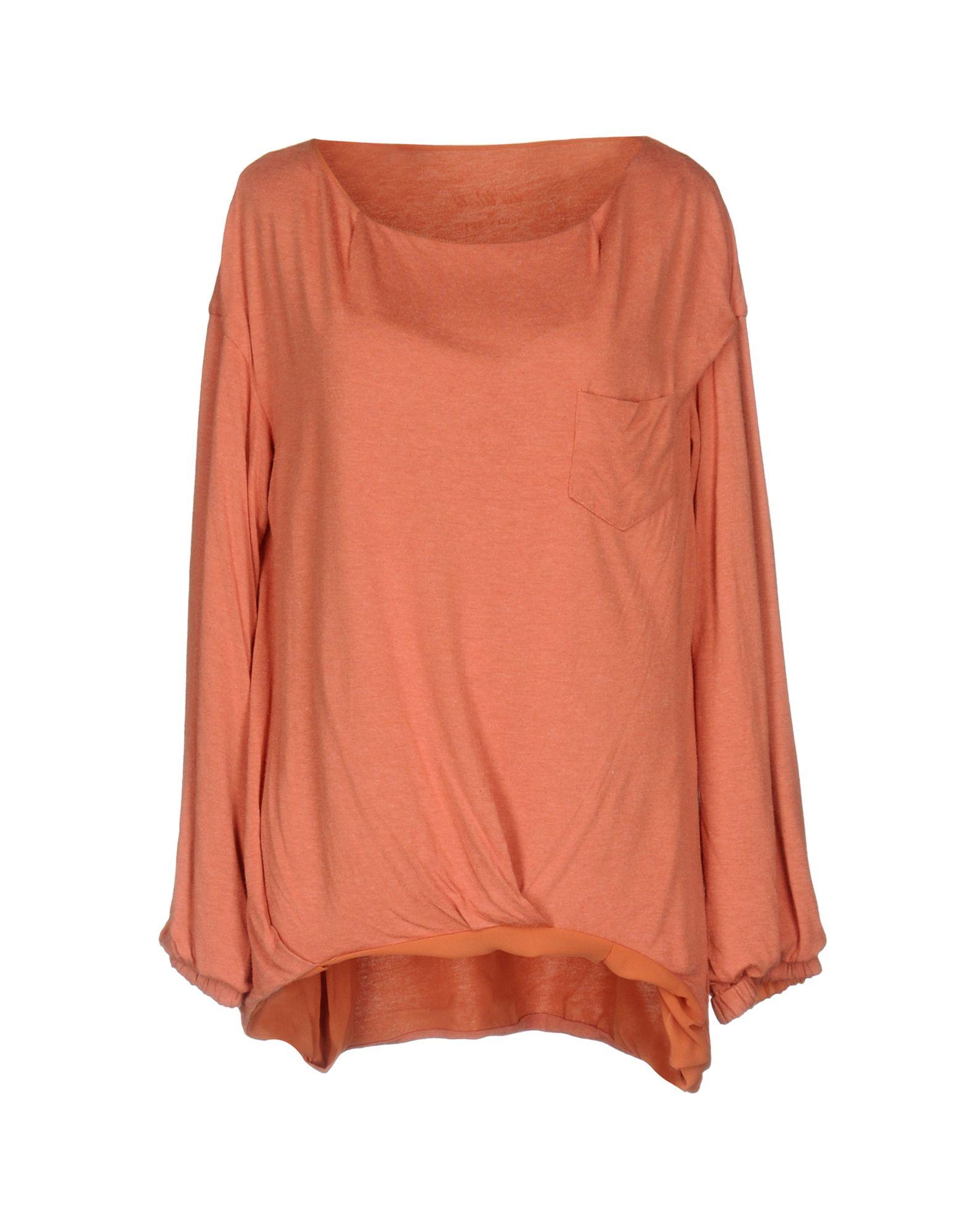 TWIN-SET Simona Barbieri Damen T-shirts Farbe Altrosa Größe 4 jetztbilligerkaufen